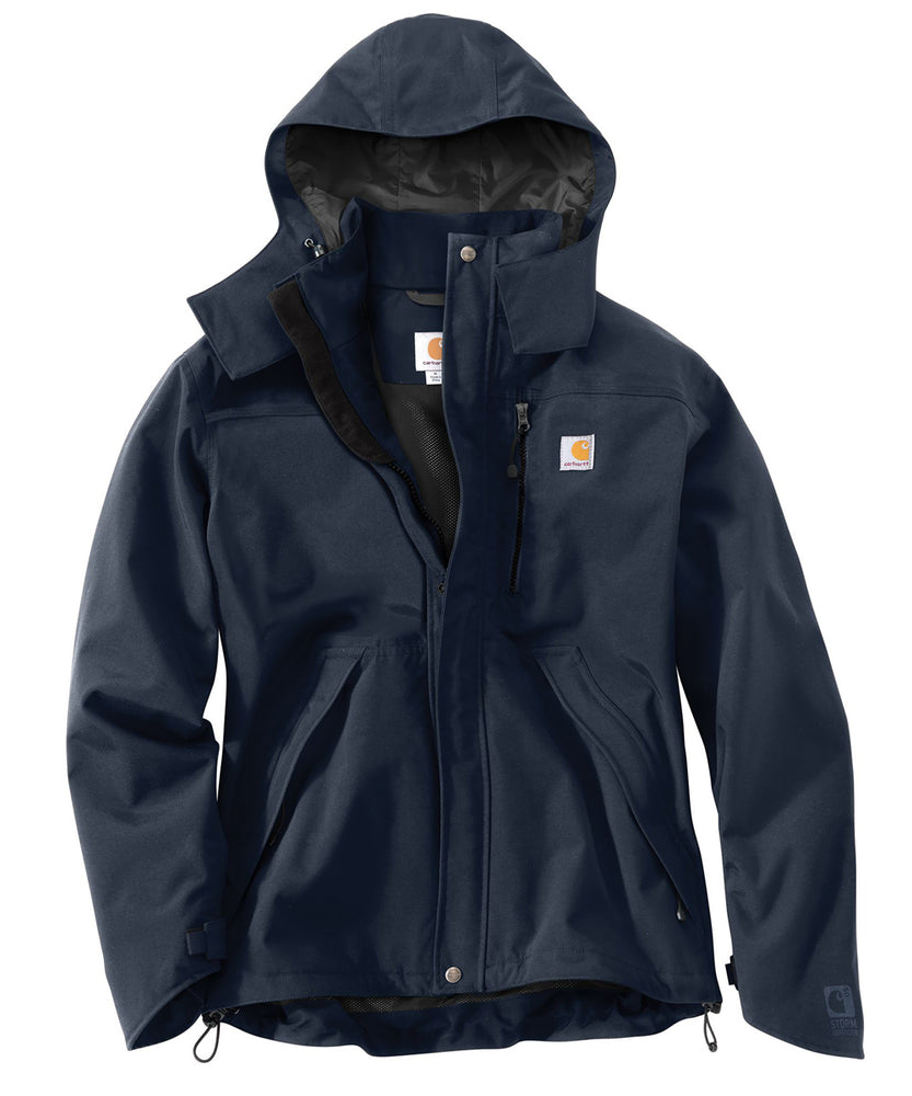 Carhartt Men's Shoreline Waterproof Jacket - Navy
