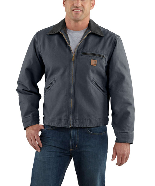 Carhartt Sandstone Detroit Jacket (model J97) – Gravel
