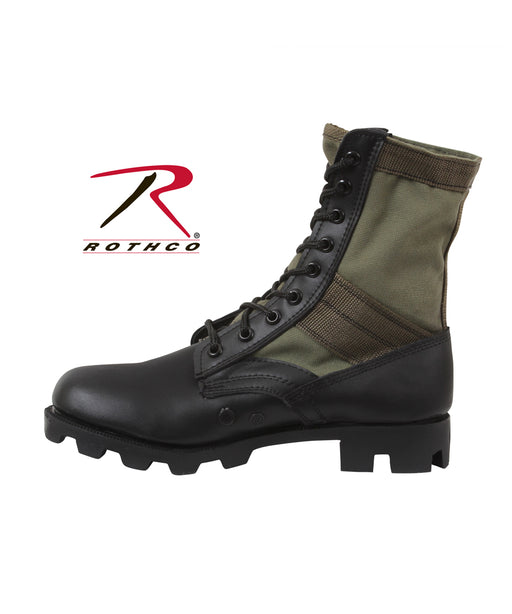 Rothco GI Style Jungle Boot (model 5080) - Olive Drab