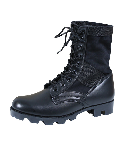 Rothco GI Style Jungle Boot (model 5081) - Black
