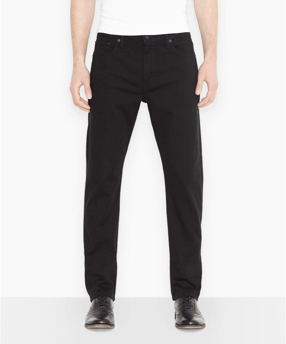 3ce7b9a1d3c Levi s 513 Slim Straight Fit – Jet Black — Dave s New York