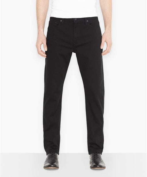 Levi's Men's 513 Slim Straight Fit Jeans - Jet Black