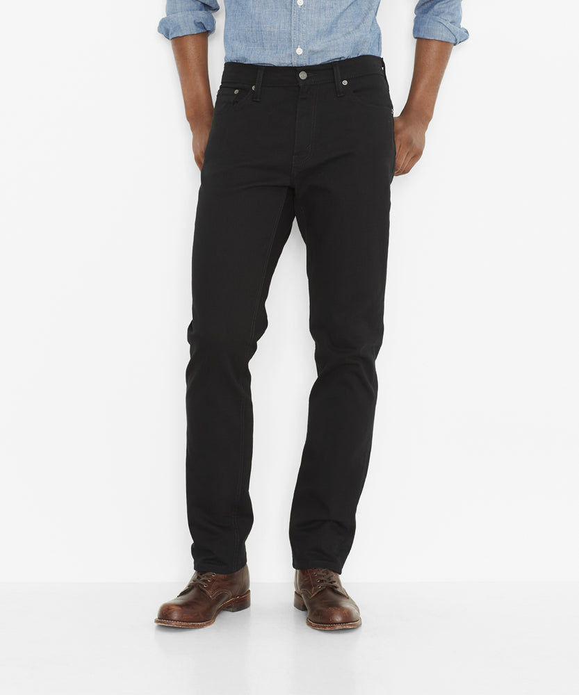 Levi's Men's 541 Athletic Fit Jeans - Jet Black