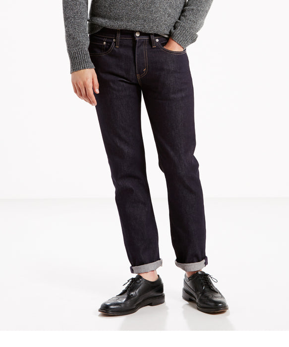 aea929e1348b18 Levis Men s 511 Slim Fit Jeans - Dark Hollow — Dave s New York