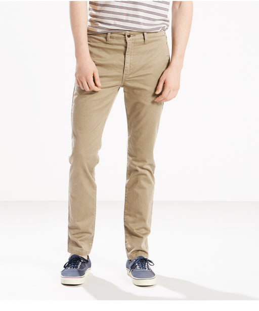 Levi's Men's 511 Slim Fit Chino - Timberwolf-Cruz Twill