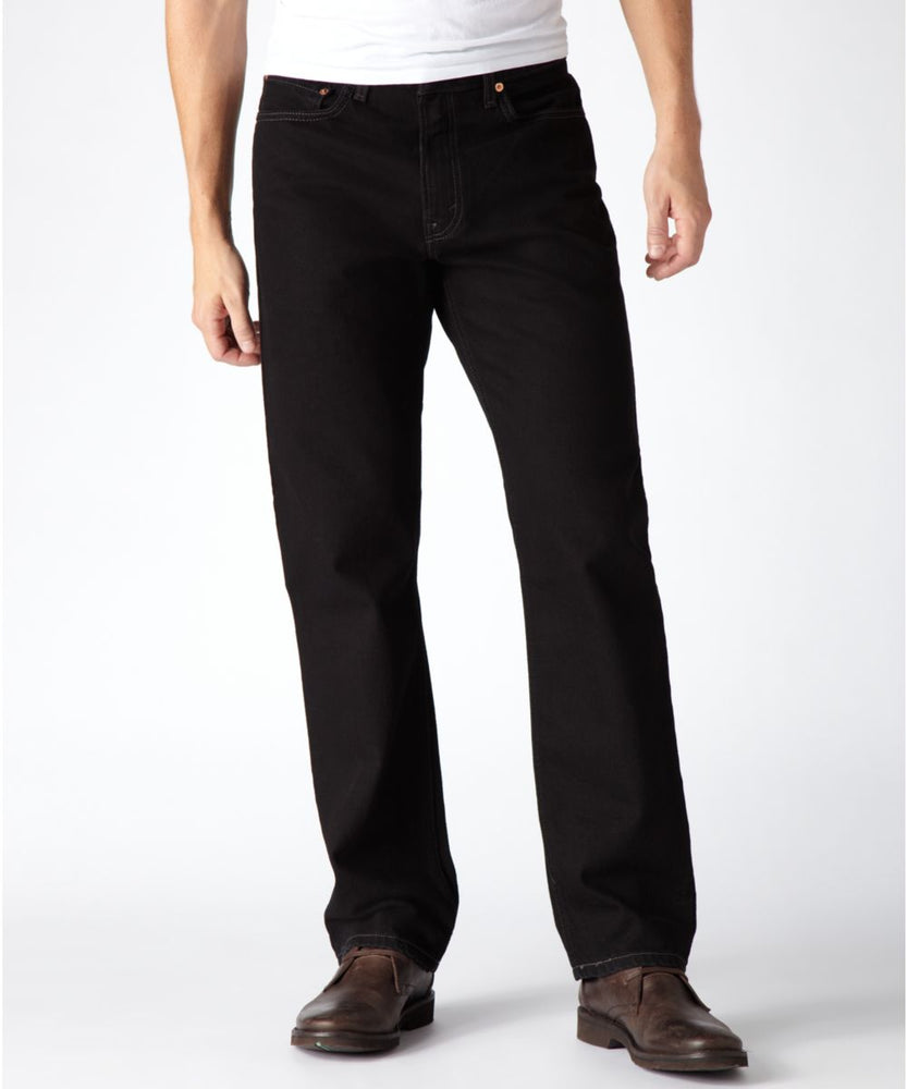 Levi's Men's 550™ Relaxed Fit Big & Tall Jeans - Black