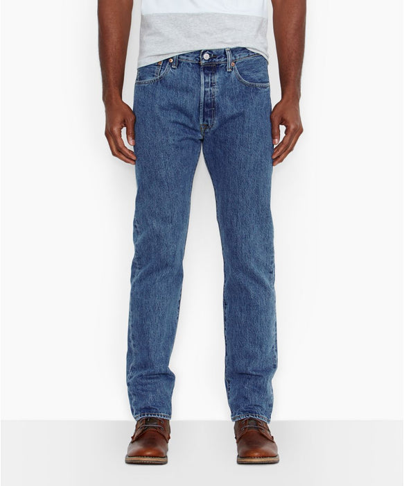 Levi 501 Original Fit Jeans – Medium Stonewash