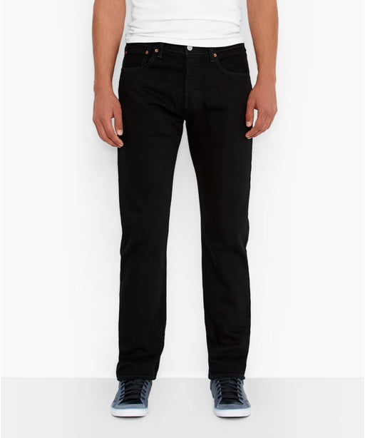 Levi's Men's 501 Original Fit Jeans - Black