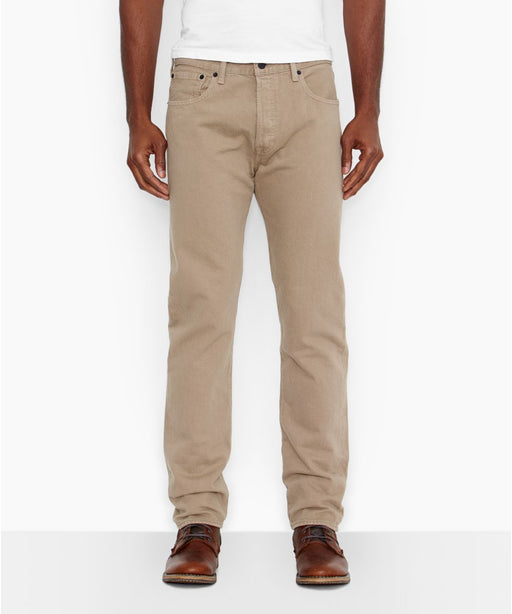 Levi's Men's 501 Original Fit Jeans in Timberwolf at Dave's New York