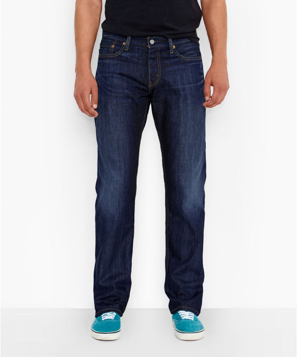 Levi's Men's 514 Straight Fit Jean in Shoestring at Dave's New York