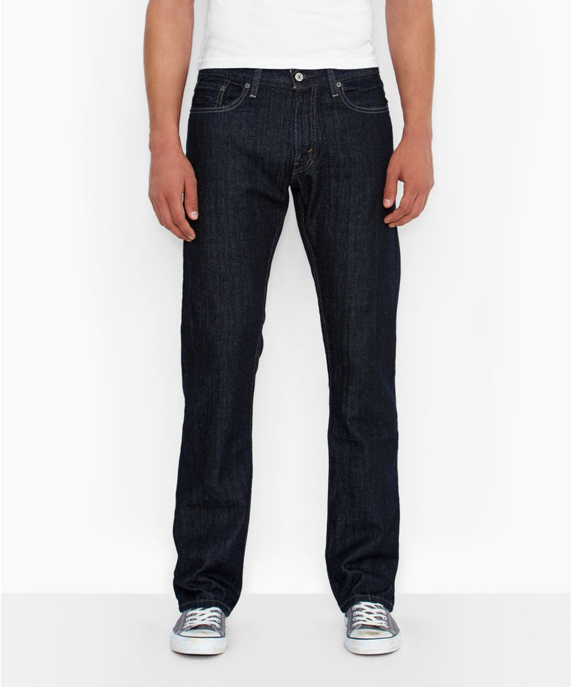 Levi's 514 Straight Fit – Tumbled Rigid