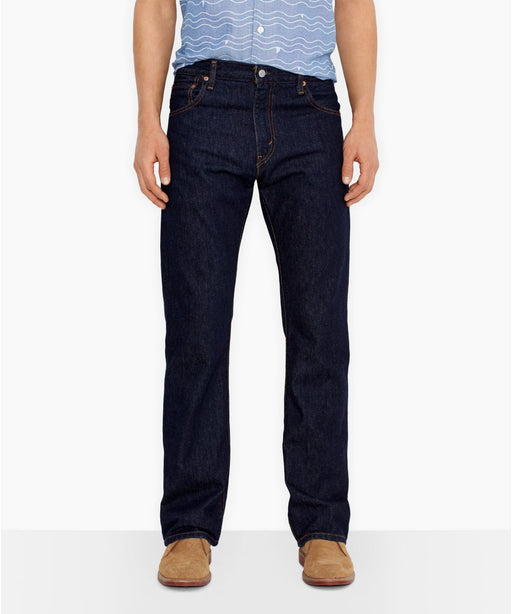 Levi's Men's 517 Boot Cut Jeans in Rinsed at Dave's New York