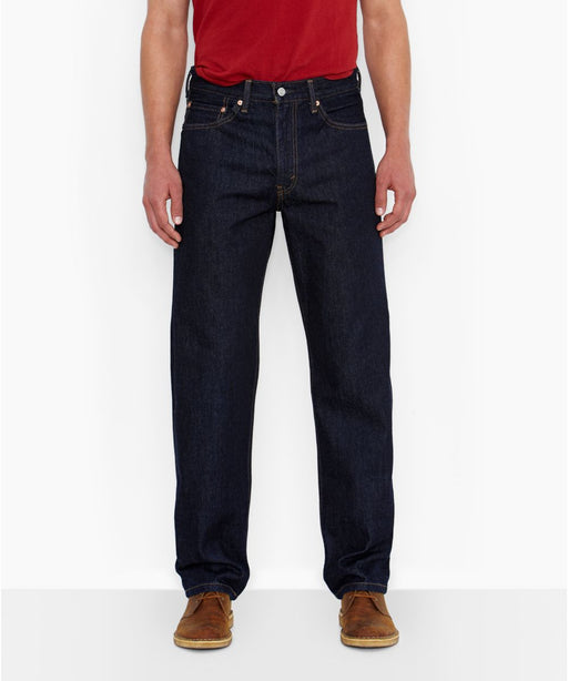 Levi's Men's 550 Relaxed Fit Jeans in Rinsed at Dave's New York