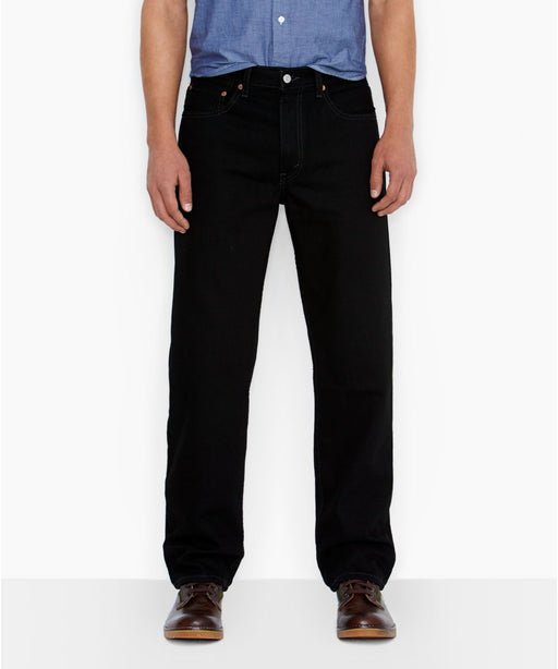Levi's Men's 550 Relaxed Fit Jeans in Black at Dave's New York