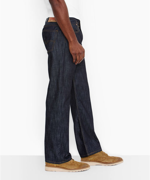 Levi's Men's 569 Loose Straight Fit Jeans in Ice Cap at Dave's New York