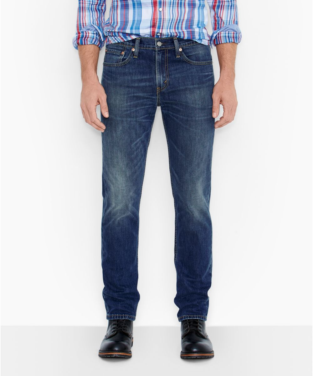 3541c768f21 Levi's Men's 511 Slim Fit Jeans – Throttle — Dave's New York