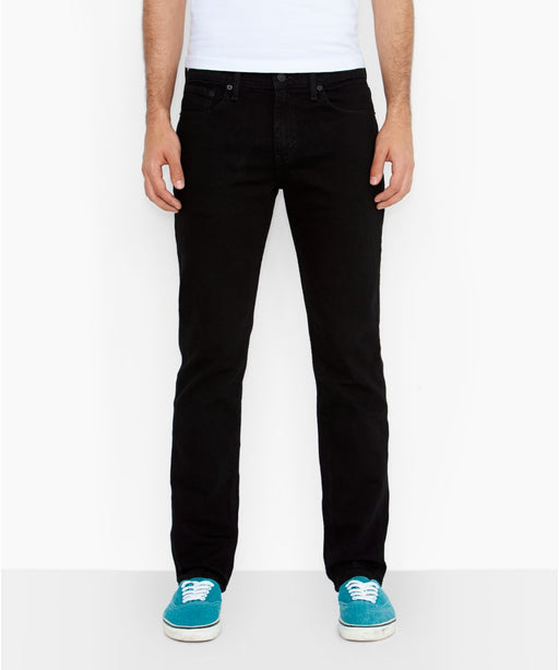 Levi's Men's 511 Slim Fit Jeans in Black at Dave's New York