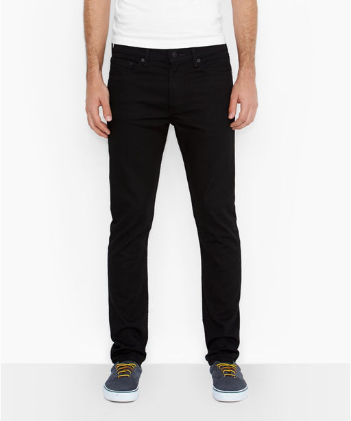 Levi's Men's 510 Skinny Fit Jeans in Jet Black at Dave's New York
