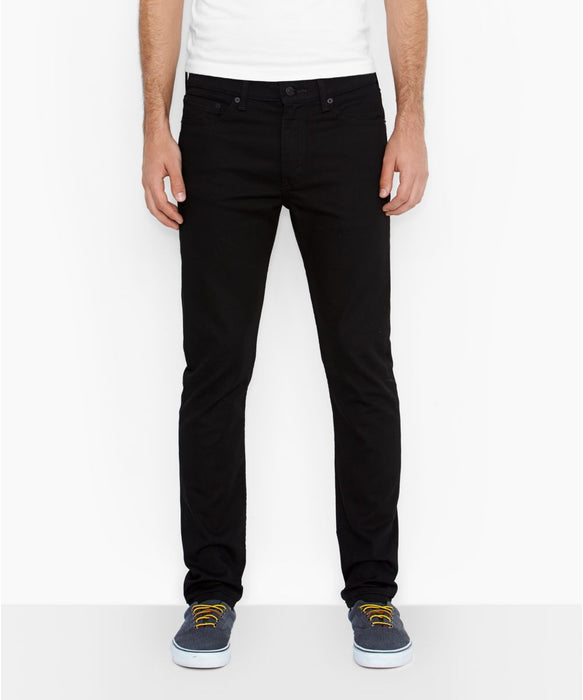 8e0073dcb Levi's 510™ Skinny Fit Jeans – Jet Black — Dave's New York