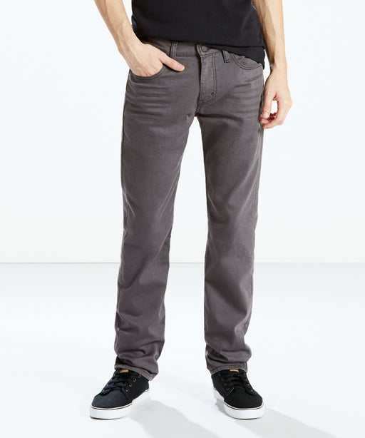 Levi's Men's 511 Slim Fit Jeans - New Grey/Black 3D