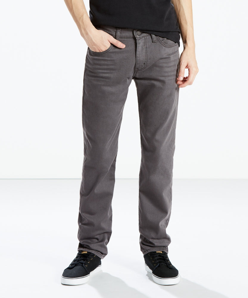 Levi's Men's 511 Slim FIt Jeans in New Grey/Black 3D at Dave's New York