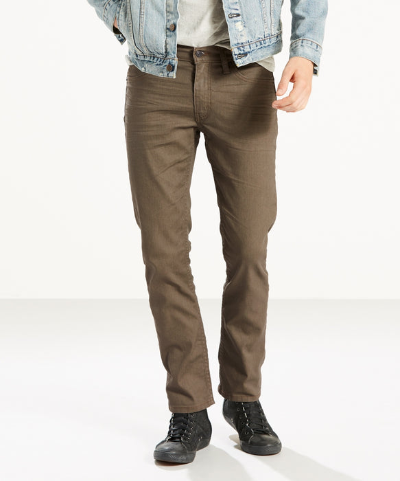 York Slim 3d 511 Jeans Levi's New Fit Khaki Dave's Men's srtQdCh