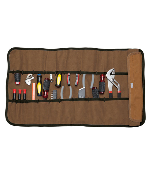 Carhartt Legacy Tool Roll in Carhartt Brown at Dave's New York