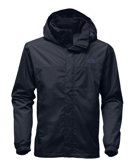 The North Face Men's Resolve 2 Waterproof Rain Jacket in Urban Navy at Dave's New York