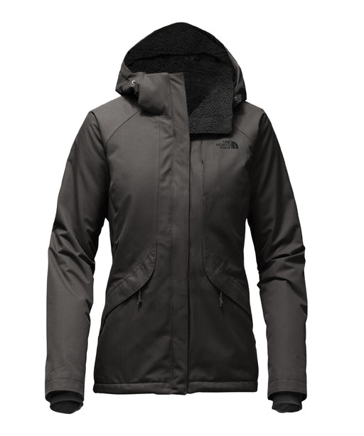 The North Face Women's Inlux Insulated Jacket - A2VEA - Asphalt Grey