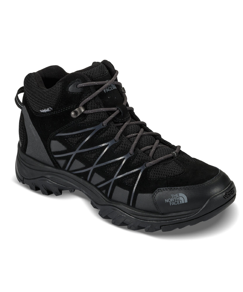 The North Face Men's Storm III Mid Waterproof – A32Z6 – TNF Black/Phantom Grey