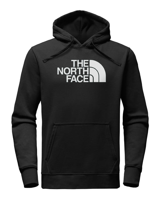 The North Face Men's Half Dome Pullover Hoodie - TNF Black / TNF White