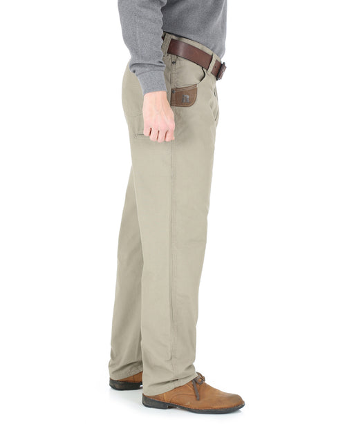 Wrangler Riggs Technician Work Pants - Dark Khaki at Dave's New York