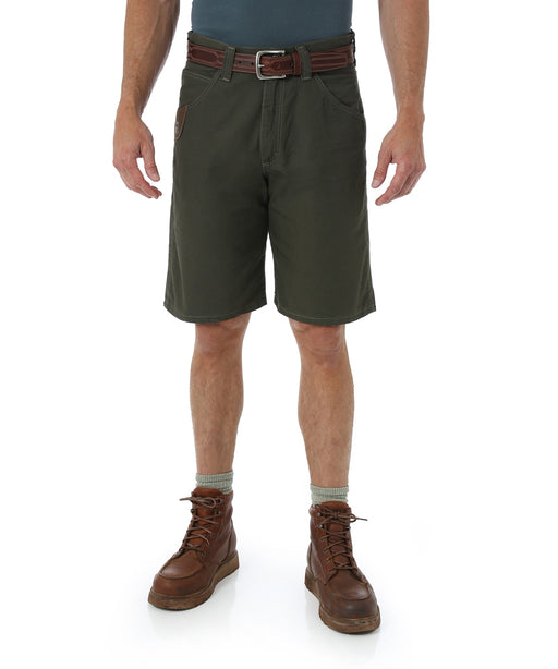 RIGGS WORKWEAR Technician Shorts – 3W345 – Loden Green