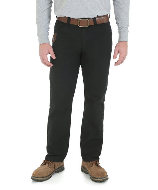 Wrangler Riggs Technician Pant - Black at Dave's New York