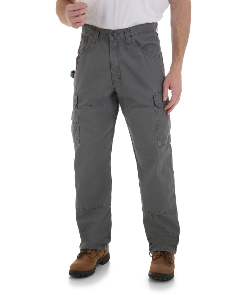 Wrangler Riggs Rip-Stop Ranger Work Pants - Slate at Dave's New York