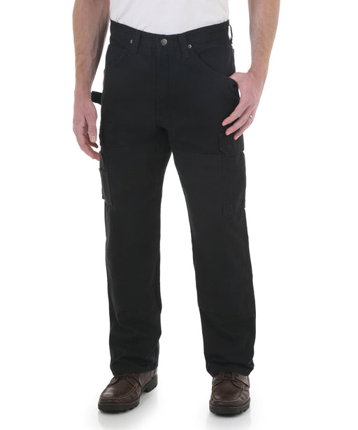Wrangler Riggs Rip-Stop Ranger Work Pants - Black at Dave's New York