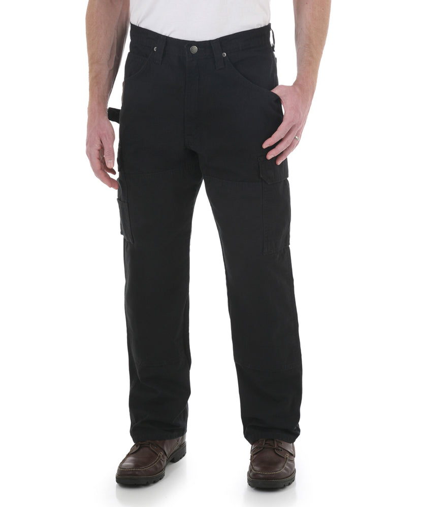Wrangler Riggs RipStop Ranger Work Pants - model 3w060 - Black