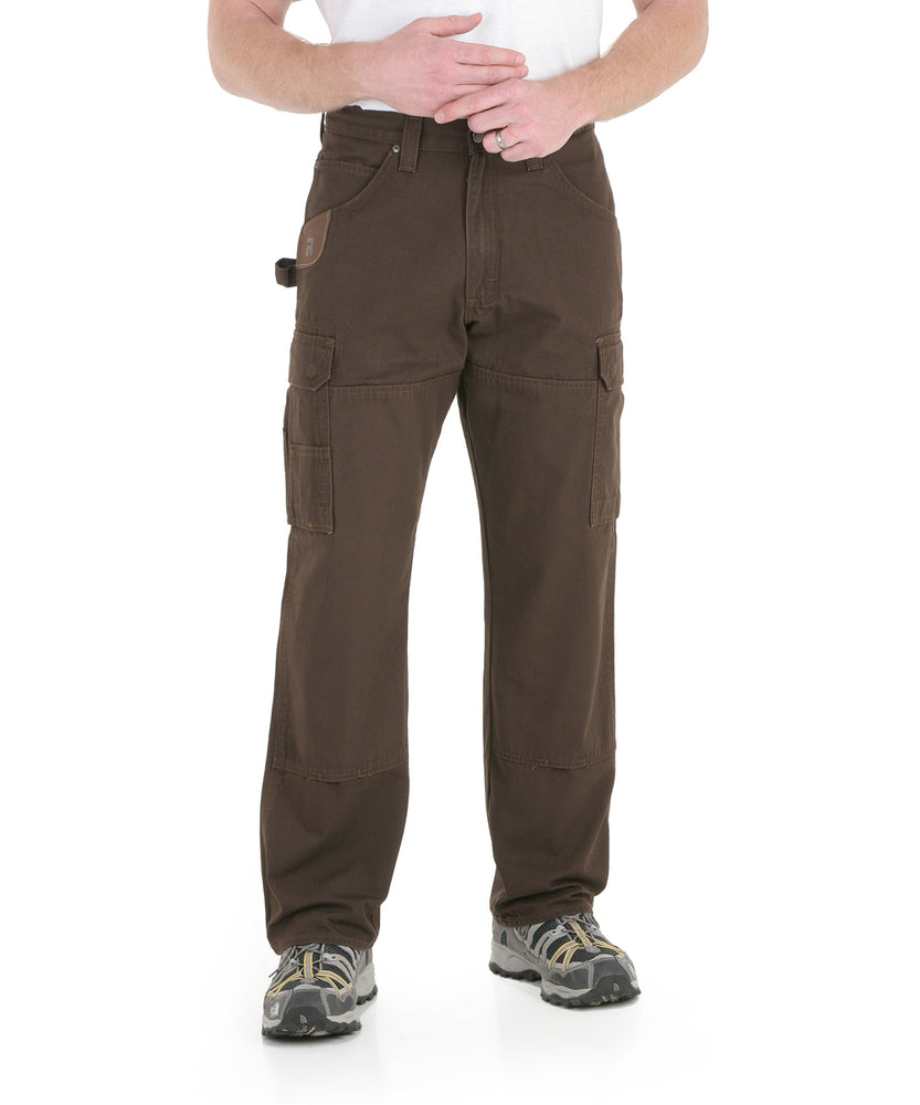 Wrangler Riggs RipStop Ranger Work Pants - model 3w060 – Dark Brown