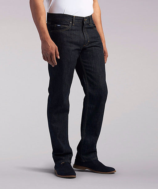 Lee Men's Regular Fit Straight Leg Jeans - Ringer