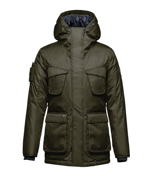 Nobis Men's Rosco Parka - Army Green