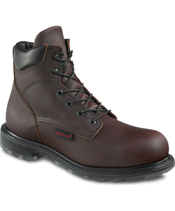 Red Wing Men's Work Boots (606) - Nutmeg
