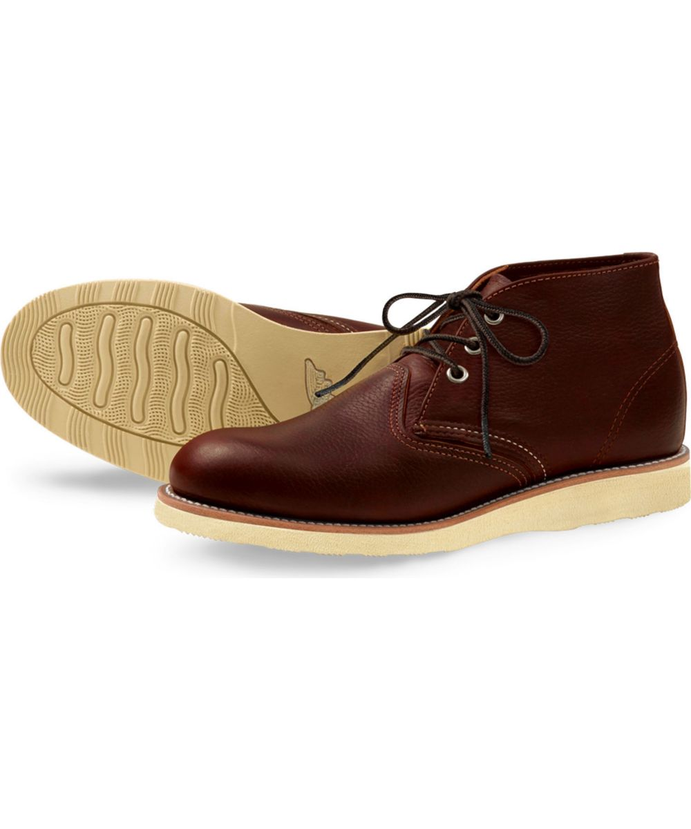 Red Wing Heritage Chukka Boots - Briar
