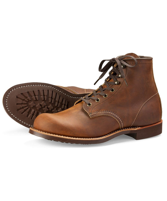 Red Wing Blacksmith Heritage Boots – 3343 – Copper Rough & Tough