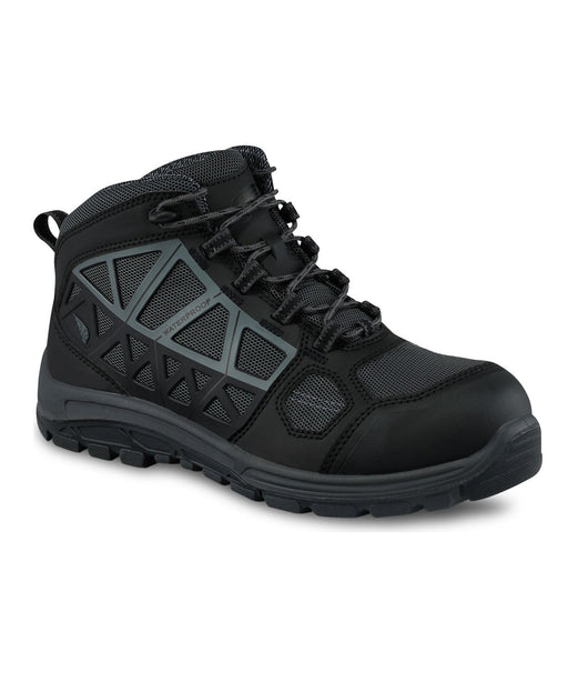 Red Wing Shoes Fuse FX Men's 6-inch Composite Toe, Waterproof Boots (6601) in Black at Dave's New York