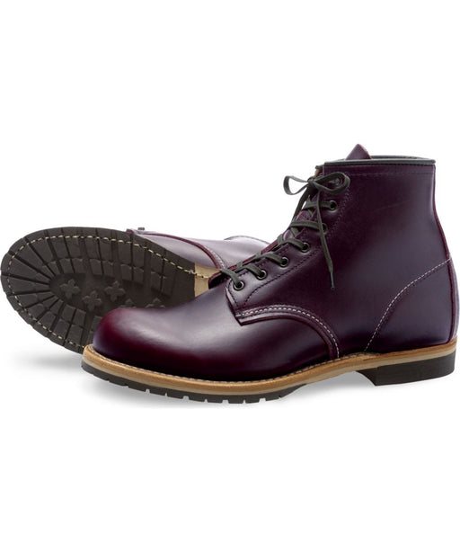 Red Wing Heritage Beckman Collection Boots - Black Cherry