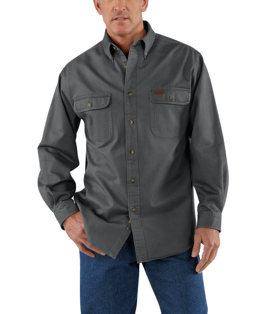 Carhartt Oakman Work Shirt – Gravel