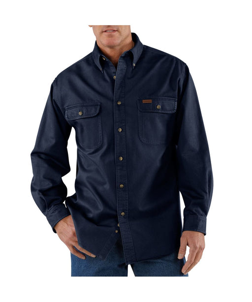 Carhartt Oakman Work Shirt – Midnight
