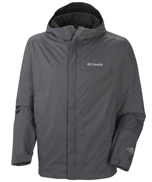 Columbia Men's Watertight™ II Waterproof Rain Jacket in Graphite at Dave's New York