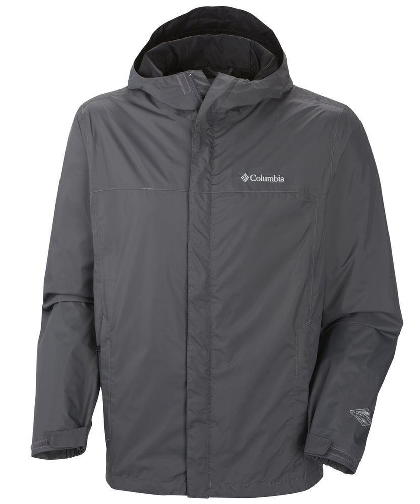 Columbia Men's Watertight™ II Waterproof Rain Jacket – Graphite