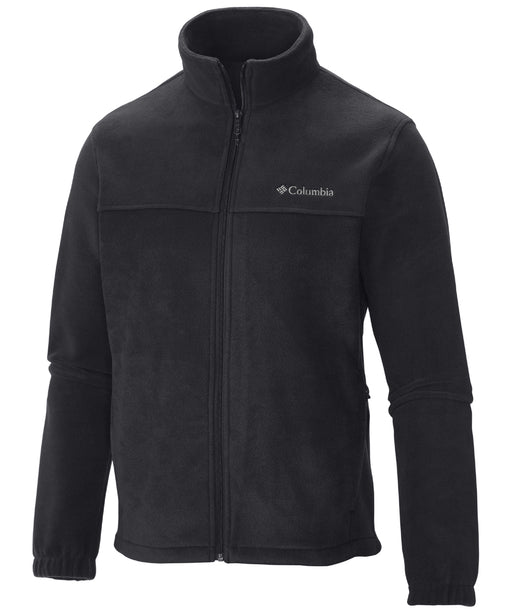 Columbia Men's Steens Mountain Full Zip Fleece – Black